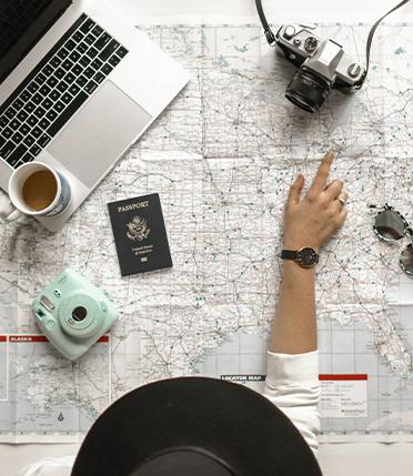 18. Travel Agents